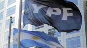 Apoyo de los usuarios a la recuperación de YPF