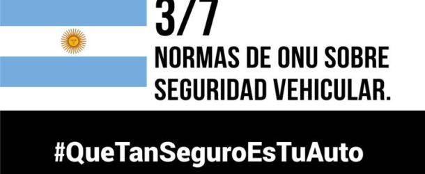 COMUNICADO DE PRENSA DE LA CAMPAÑA #SEGURIDADVEHICULAR