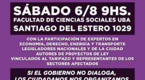 CONFERENCIA DE PRENSA – VIERNES 05/08/16